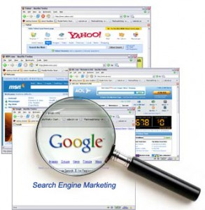 Visibility on the Search Engines