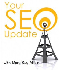SEO Update with Mary Kay Miller