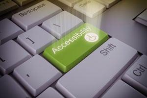 Accessbility Button Photo Orthopreneur Internet Marketing